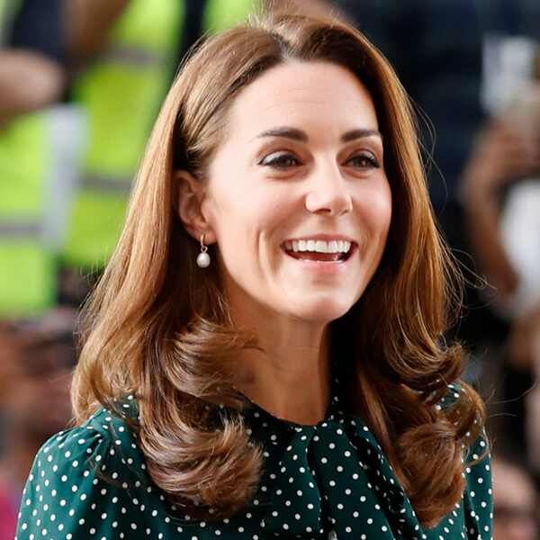 Kate Middleton, Evelina London Children's Hospital Visit